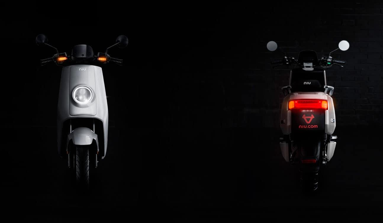 NIU N1S - Лучший электроскутер 2017