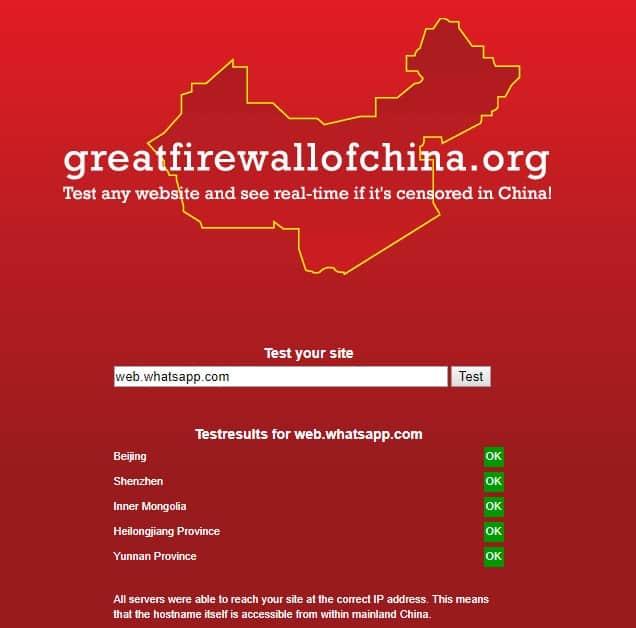 Какие мессенджеры работают в Китае